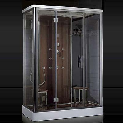 The LineaAqua  Jaeger steam shower