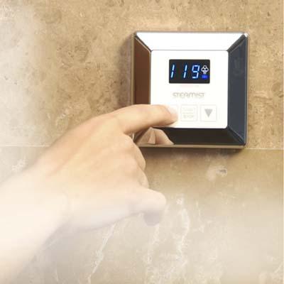 Steamist InstaMist steam shower system
