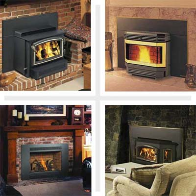 4 fireplace professionally installed fireplace inserts