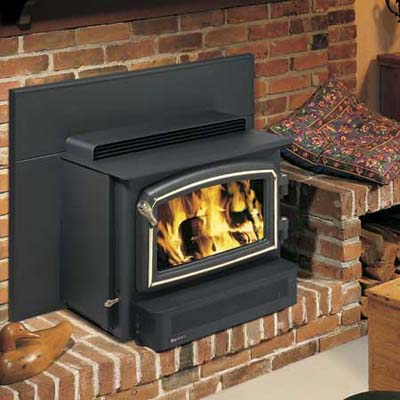 regency wood burning stove fireplace insert