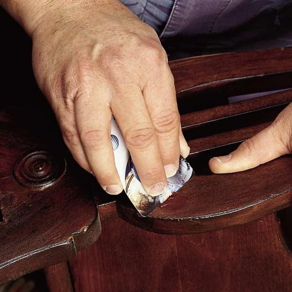 Wood Repair Seeking Spirit