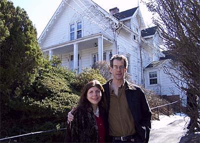 Arlington Gothic Revival cottage