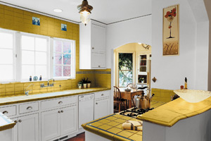 kitchen design for small spaced kitchens