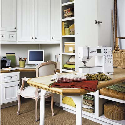 Office sewing room living large in a small house this Sewing room ideas for small spaces
