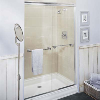 shower door design from american Standard