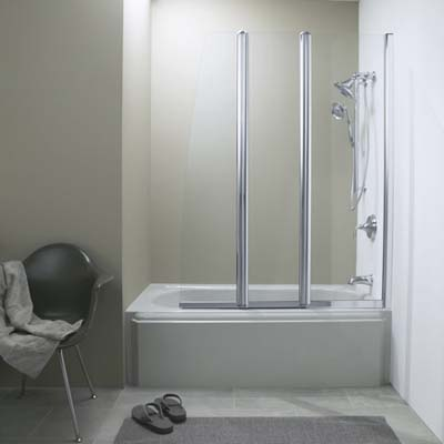 shower door design from Kohler