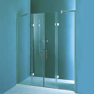shower door design from Linea Aqua