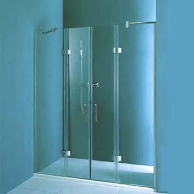 shower door design from Linea Aqua