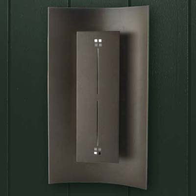 lean light sconce from hubbardton forge