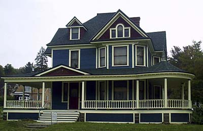 Victorian in Pennsylvania after major makeover