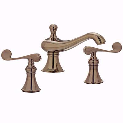 decorative French scroll faucets