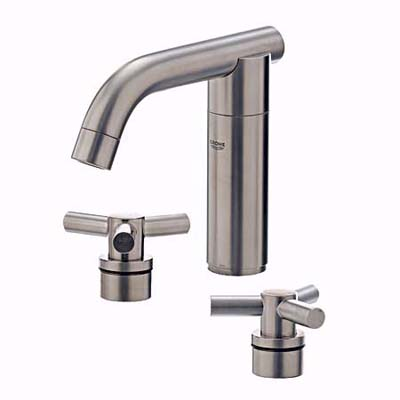 modern design for brushed nickel faucet