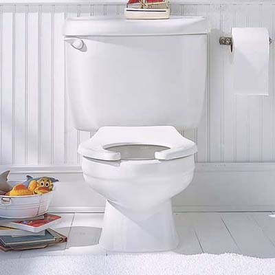 Baby Devoro kids toilet from American Standard