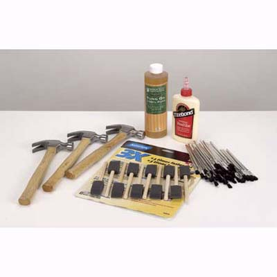 an accessory pack to the Tool Bag and project kits