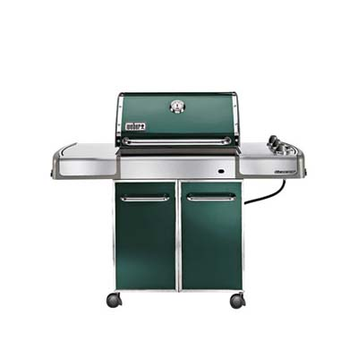 This is a Green Grill