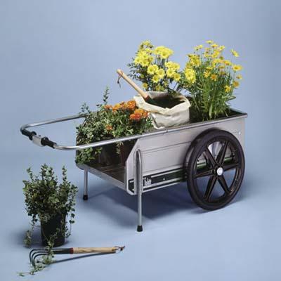 Foldit garden cart
