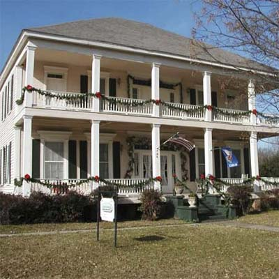 town of Natchitoches, Louisiana