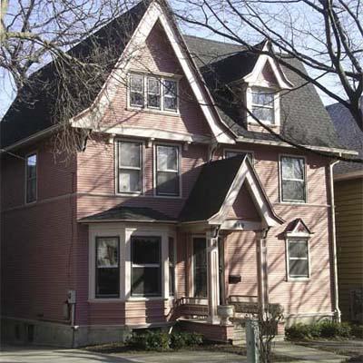 neighborhood of Third Lake Ridge, Madison, Wisconsin
