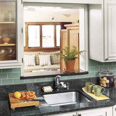Granite countertops purchased for less