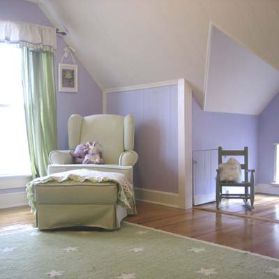 attic bedroom reader remodel