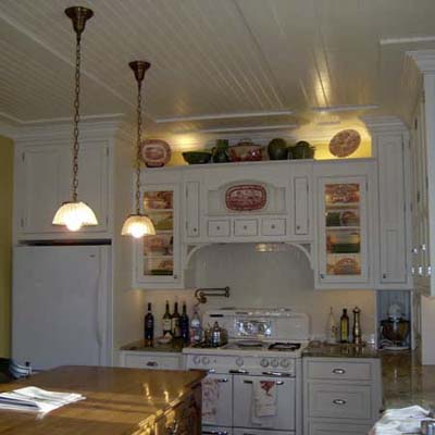 kitchen remodel in 1890s farmhouse