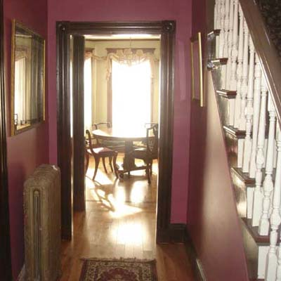 turn-of-the-century Victorian after remodel