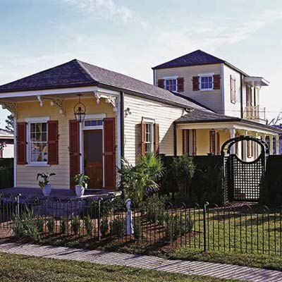 match the exterior to the neighborhood new orleans