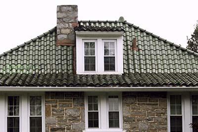 Modern Spanish Tile