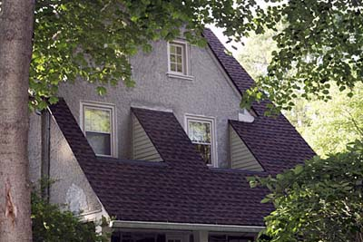 Architectural Composition roof shingles