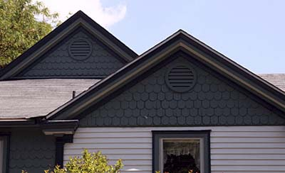False-Front Gable 