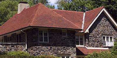 hip roof