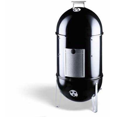 Weber's Smokey Mountain Cooker smoker
