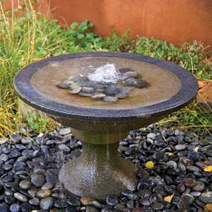 Five Tips To Keep Your Fountain Running