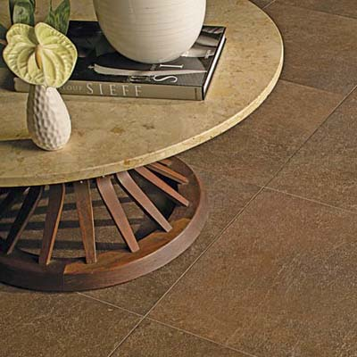 Leather look for less low cost kitchen bath upgrades for Leather flooring cost