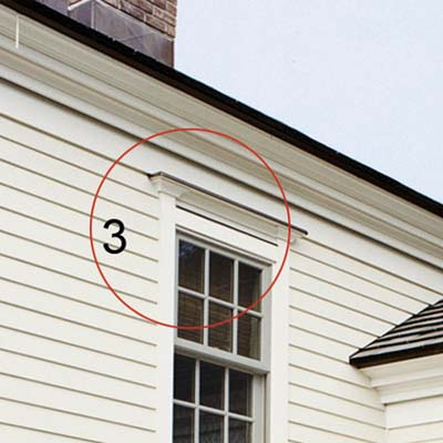 Detailed Eaves How To Make New Look Old This Old House