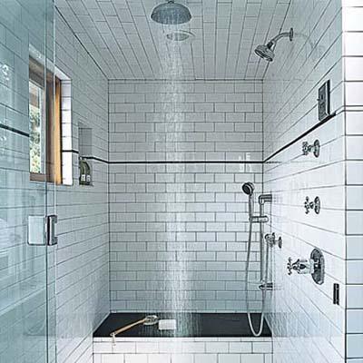 install multiple showerheads