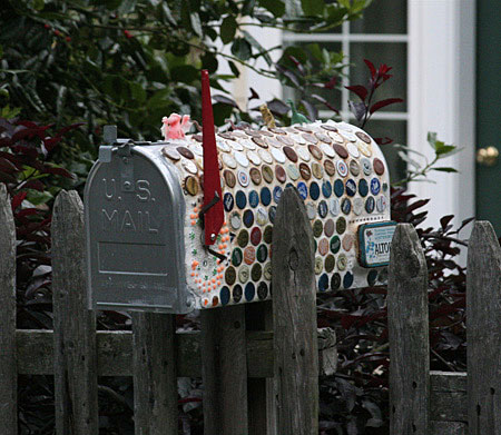 Crafted Decoration mailbox