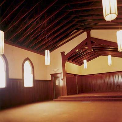 adaptive reuse of San Francisco synagogue