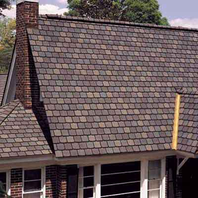 fiberglass-asphalt, roofing