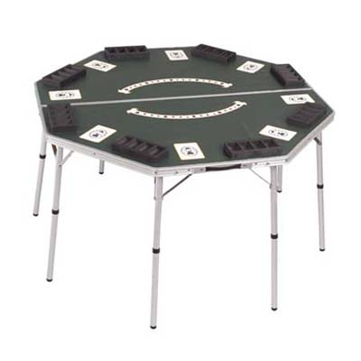 outdoor game table from coleman