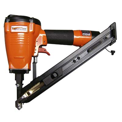 Tiger Claw semiautomatic pneumatic screw gun