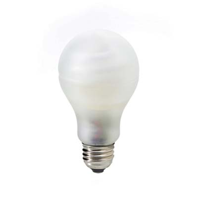 CFL light bulbs from GE