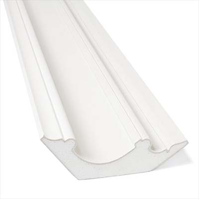 medium sized stock extrusion crown molding