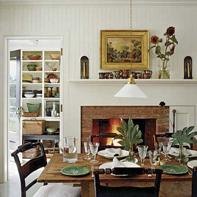 Dining Room on Get This Look   Create A Farmhouse Dining Room   This Old House