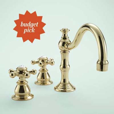 bathroom faucet from affordable antique bath and more