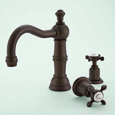 bathroom faucet from Rohl