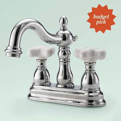bathroom faucet from Randolf Morris