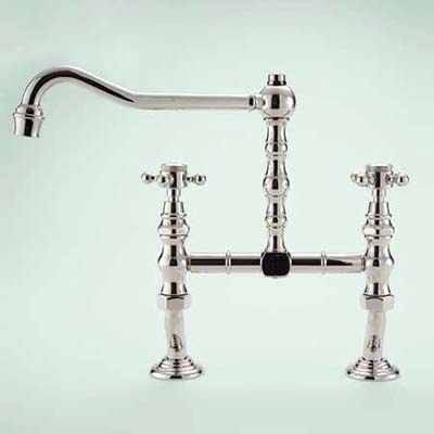 bathroom faucet from Harrington Brassworks