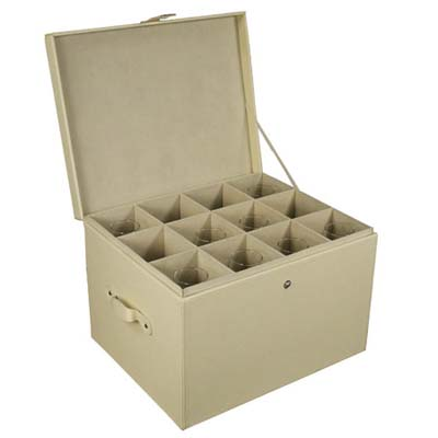 smart kitchen and linen storage upgrades to keep your life organized: stemware chest