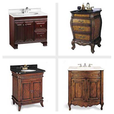 Pick A Classic Vanity Vintage Look Dresser Bathroom Vanities This Old House